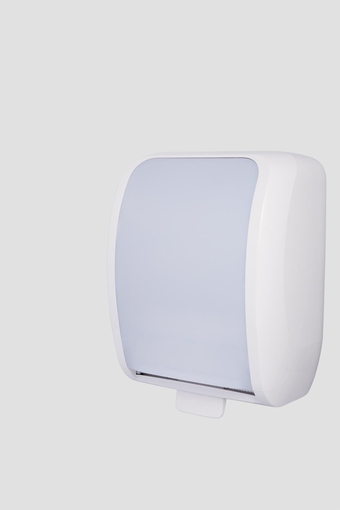 BCL®-Handtuchsystem Autocut -Handtuchspender - weiß