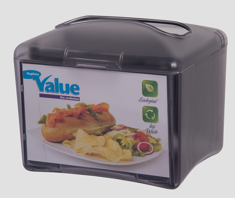BCL®-Papiertuchspender -für Servietten, Tücher uvm.
