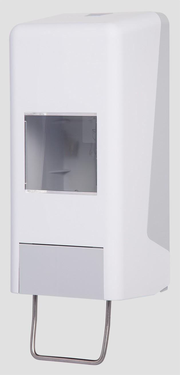 BCL®-Cremespender-T40 -Farbe grau-weiß