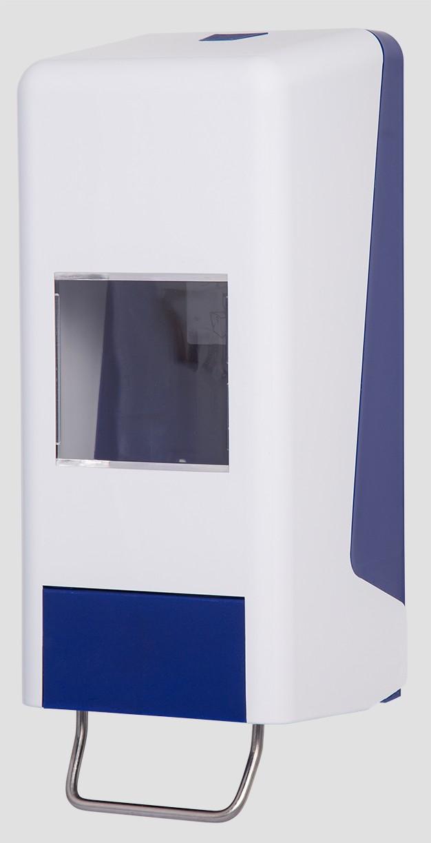 BCL®-Cremespender-T40 -Farbe blau-weiß